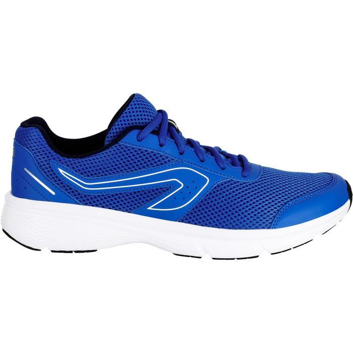 Zapatillas Running Kalenji Run Cushion Hombre Azul