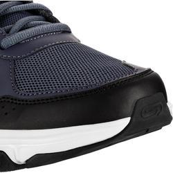 Zapatillas Running Kalenji Run Cushion Grip Hombre Azul Grisáceo