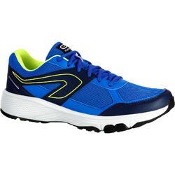 Hardloopschoenen voor heren Run Cushion Grip blauw