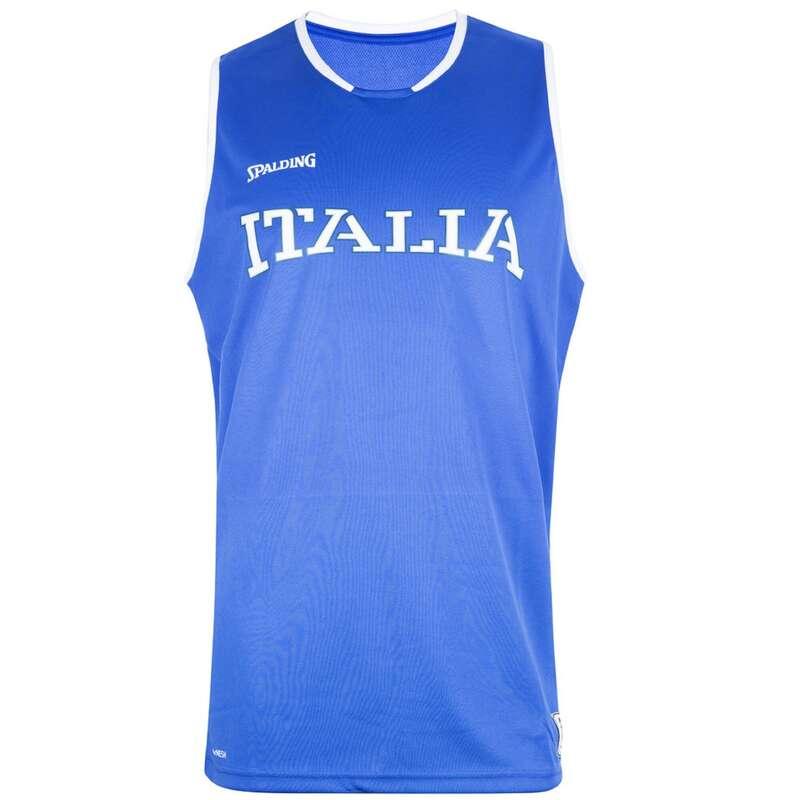 ABBIGLIAMENTO BASKET ADULTO Sport di squadra - Canotta basket donna ITALIA SPALDING - Abbigliamento Basket