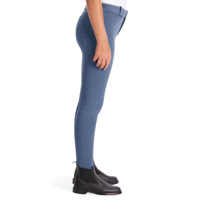 Pantalon équitation enfant BR140 basanes - 1252823