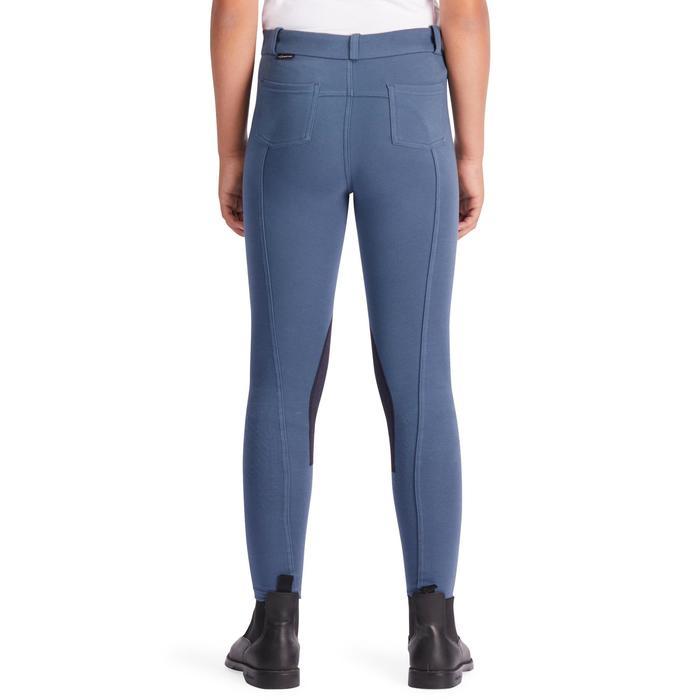 Pantalon équitation enfant BR140 basanes - 1252825
