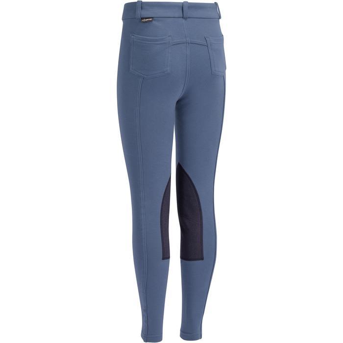 Pantalon équitation enfant BR140 basanes - 1252826