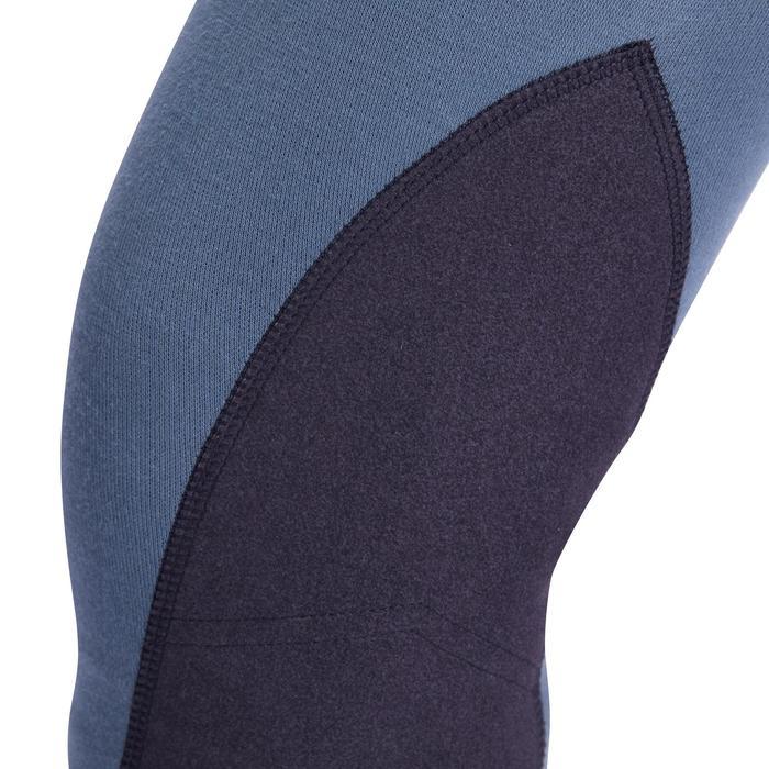 Pantalon équitation enfant BR140 basanes - 1252828