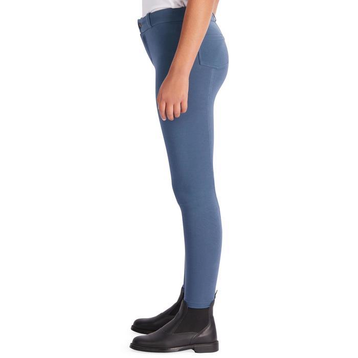 Pantalon équitation enfant BR140 basanes - 1252836