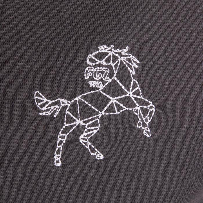 Polo manches courtes équitation garçon HORSE - 1252895