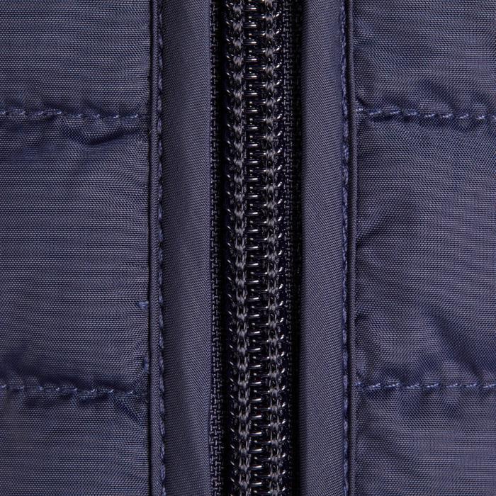 Reitweste GL100 Baby marineblau