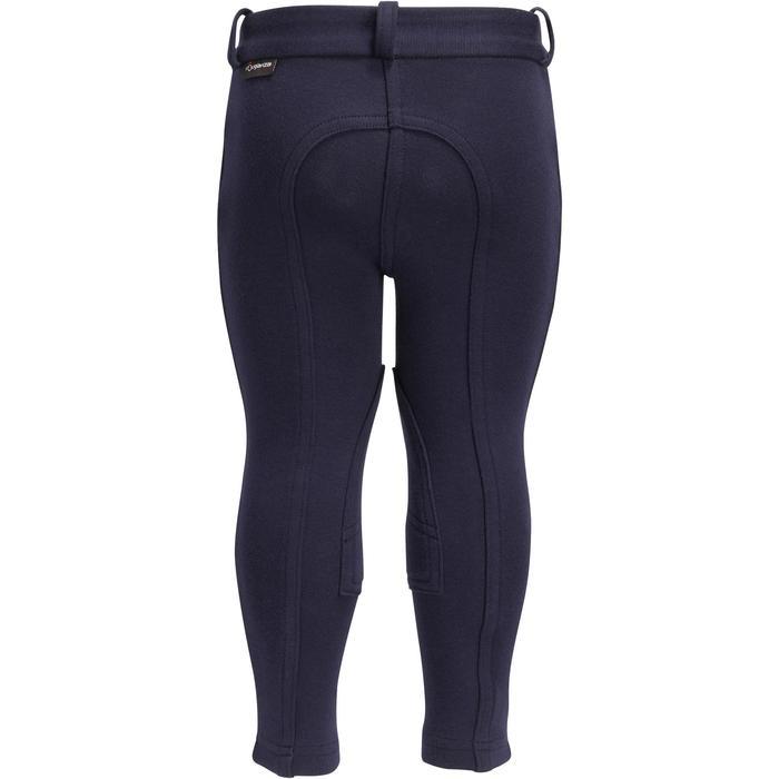 Pantalon équitation baby BR100 marine - 1253031