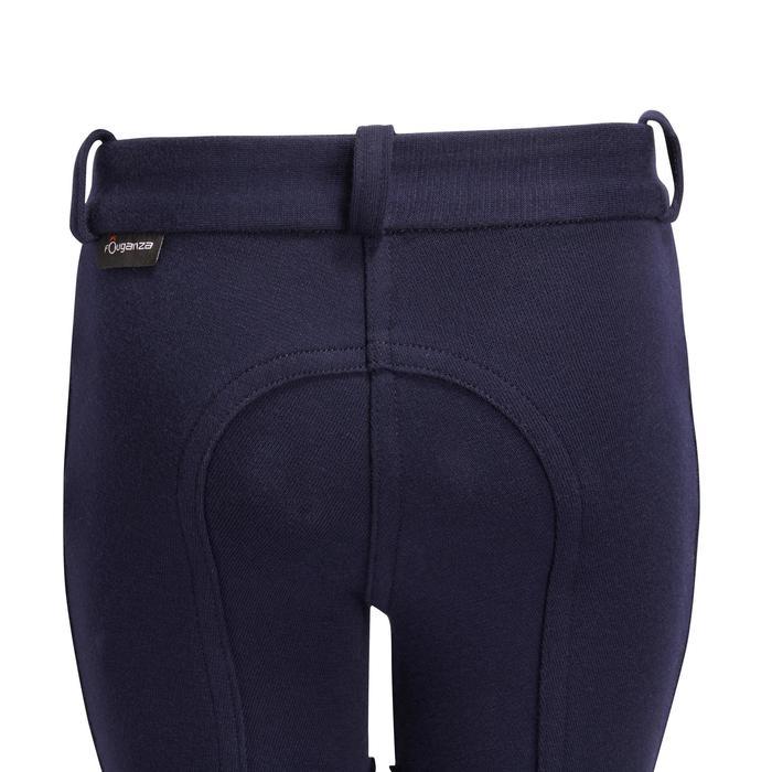 Pantalon équitation baby BR100 marine - 1253033