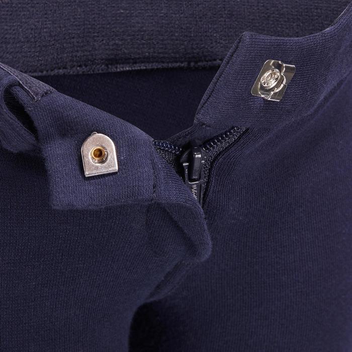 Pantalon équitation baby BR100 marine - 1253034