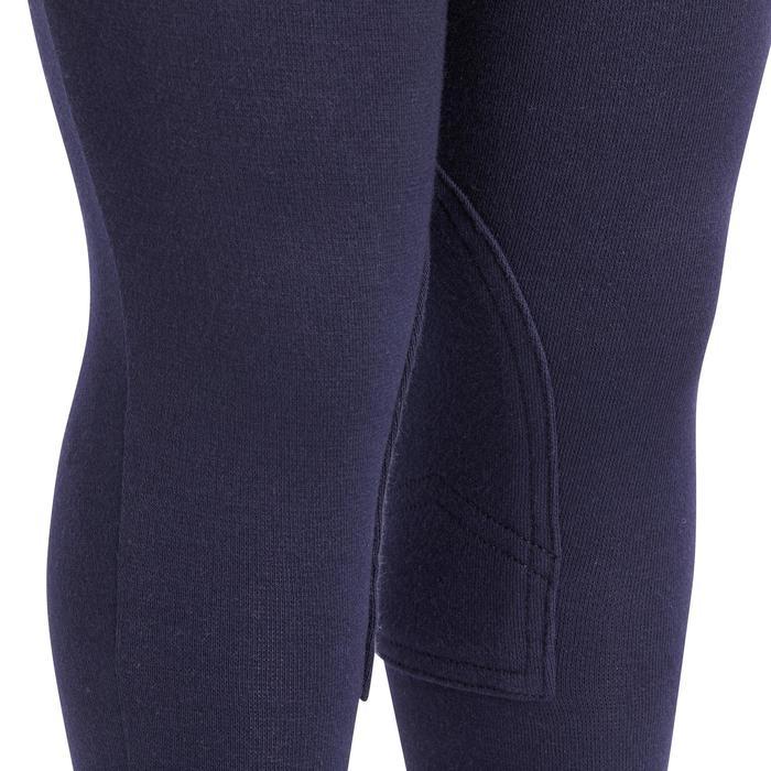 Pantalon équitation baby BR100 marine - 1253038