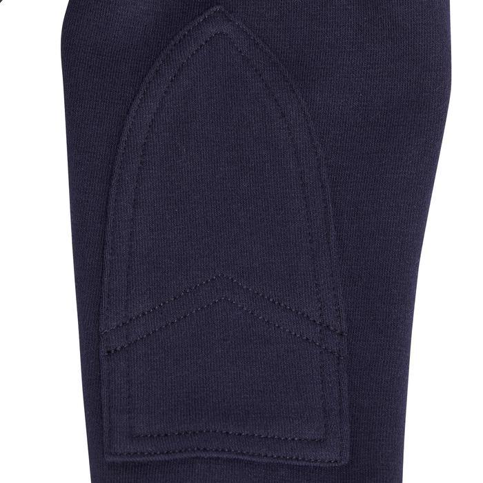 Pantalon équitation baby BR100 marine - 1253040