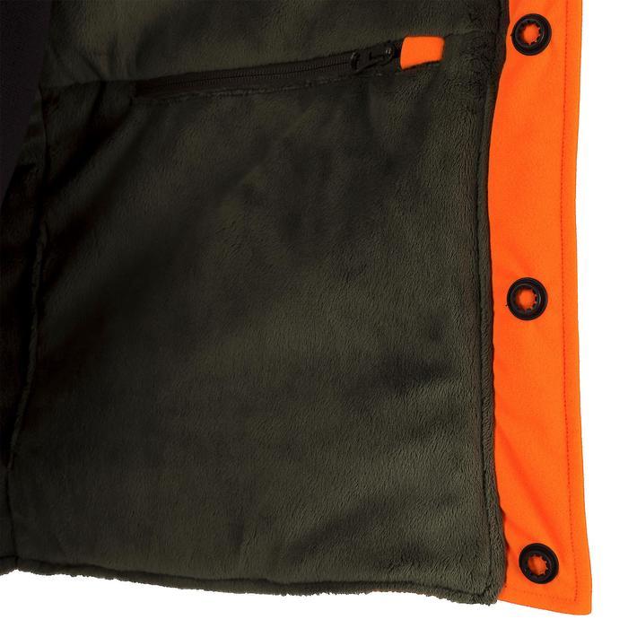 Bodywarmer 500 voor de jacht fluo camo - 1253067