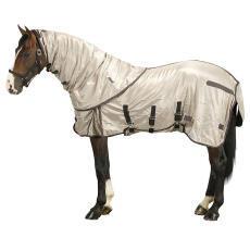 Insektenschutzdecke Fliegenschutzdecke für Pferde