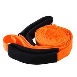 Traine Gibier 150 kg orange