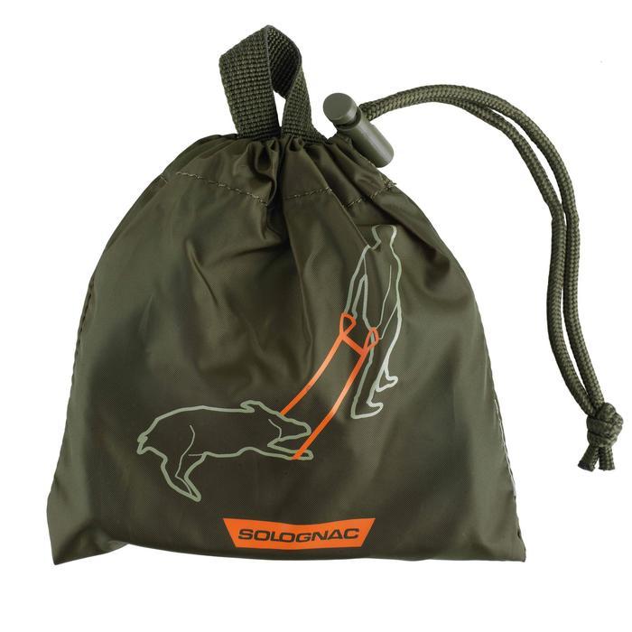 Sleephaak voor wild oranje 150 kg