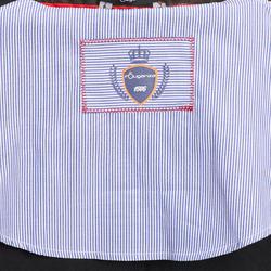 Veste de concours équitation COMP 100 bleu roi - enfant