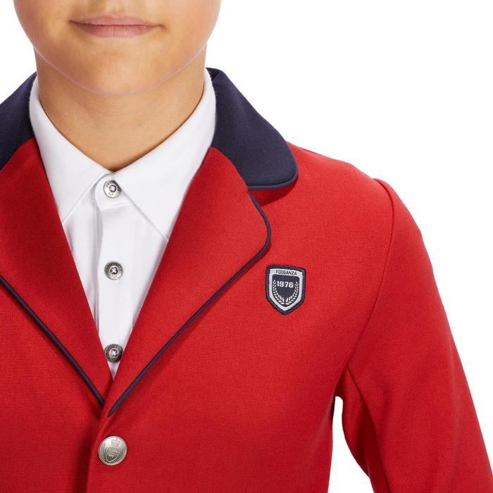 Veste de Concours équitation enfant COMP100 - 1253203