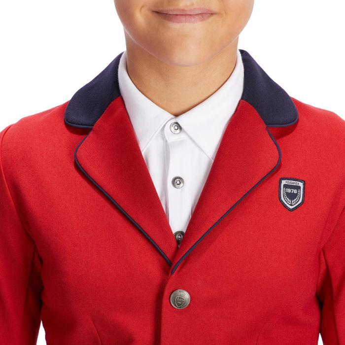 Veste de concours équitation enfant PADDOCK - 1253208