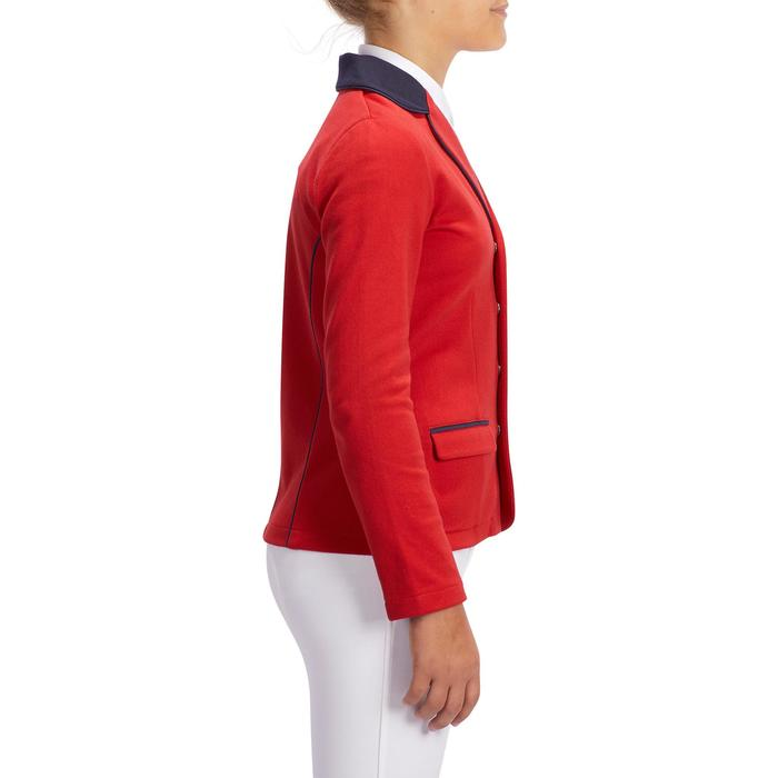 Veste de Concours équitation enfant COMP100 - 1253209
