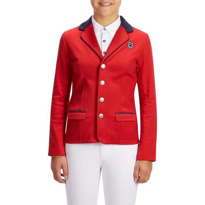 Veste de concours équitation enfant PADDOCK - 1253211