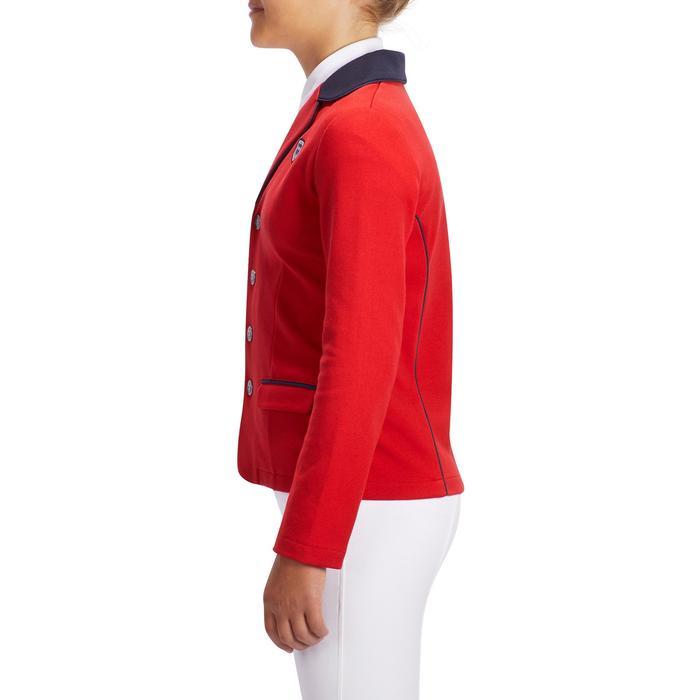 Veste de Concours équitation enfant COMP100 - 1253214