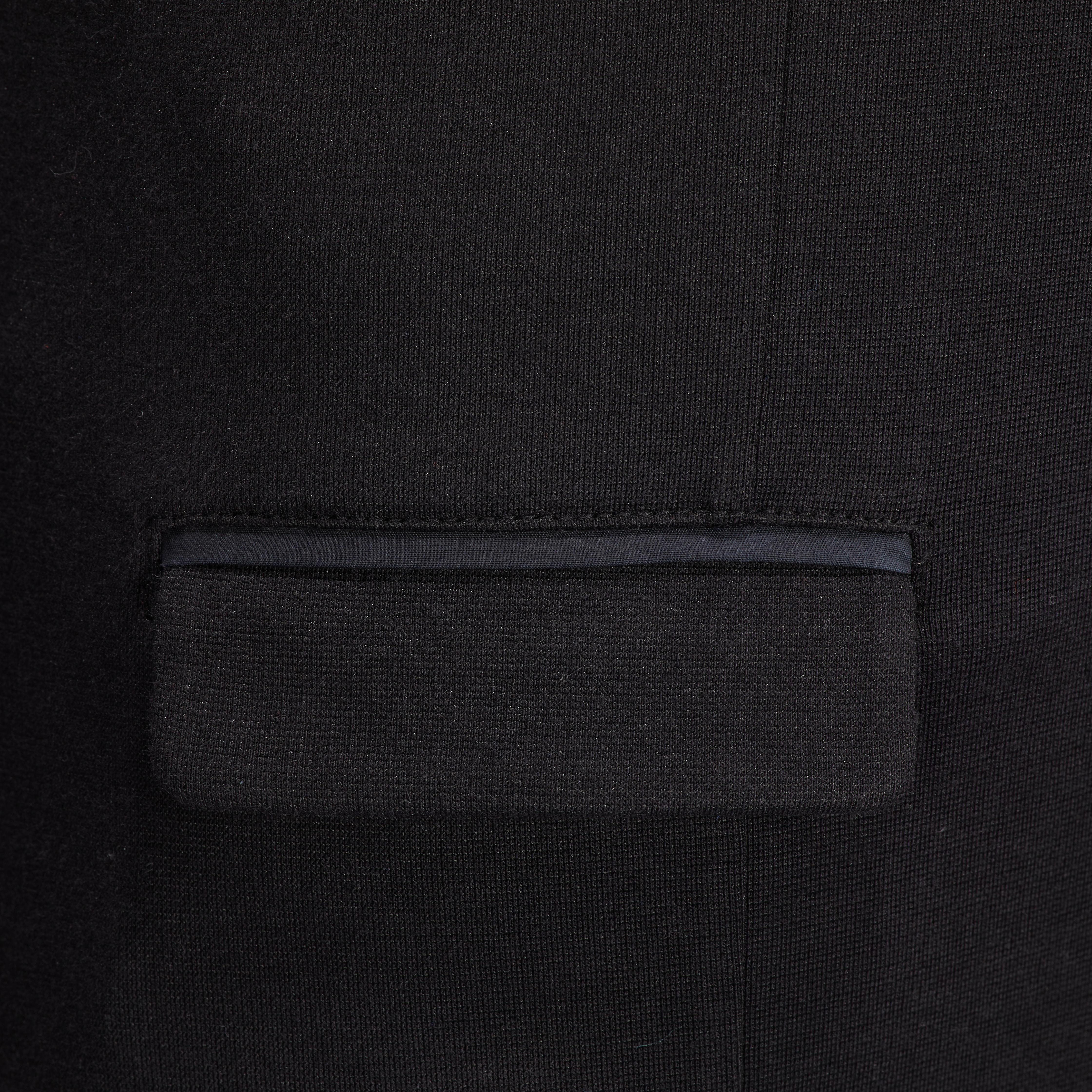 Veste de Concours équitation enfant COMP100 noir