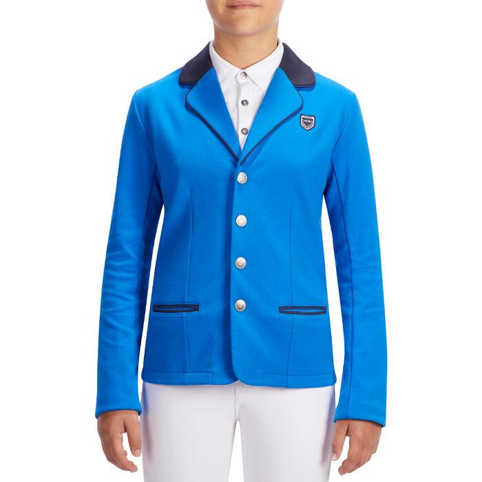 Veste de Concours équitation enfant COMP100 - 1253234