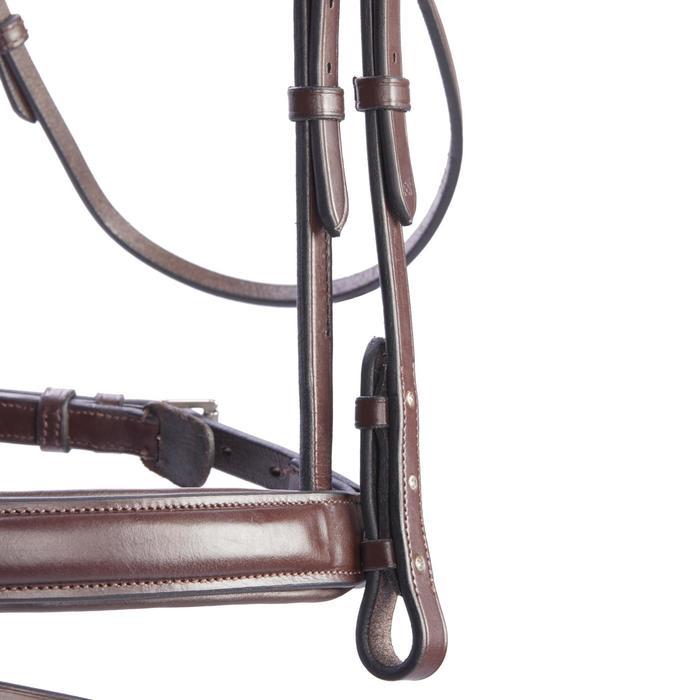 Bridon équitation 580 STRASS - taille poney - 1253245
