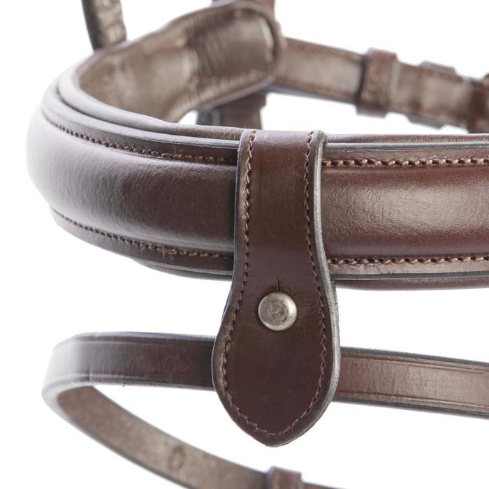 Bridon équitation 580 STRASS - taille poney - 1253251