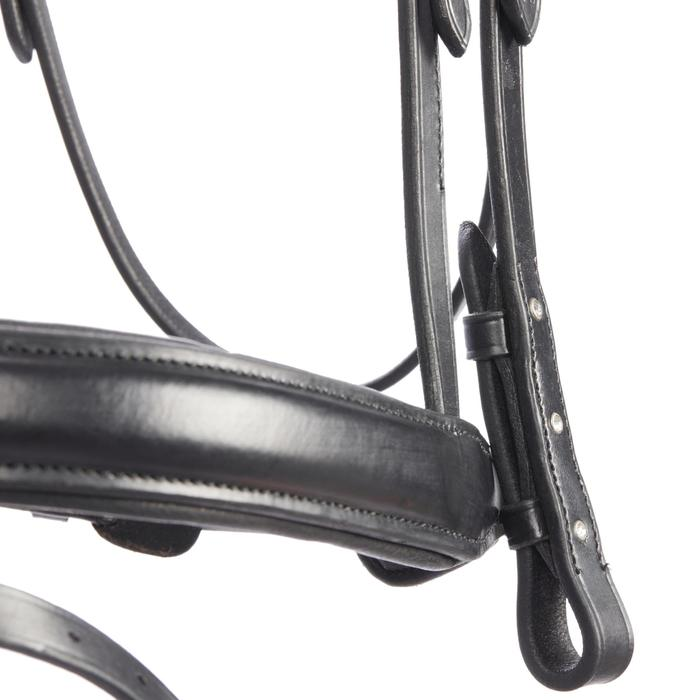 Bridon équitation 580 STRASS - taille poney - 1253267