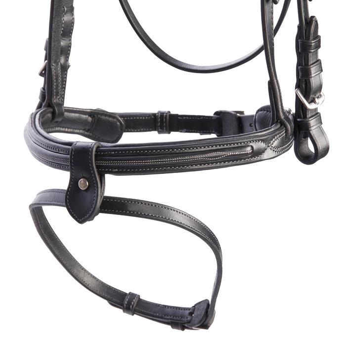 Bridon équitation 580 SURPIQUE - taille cheval - 1253273