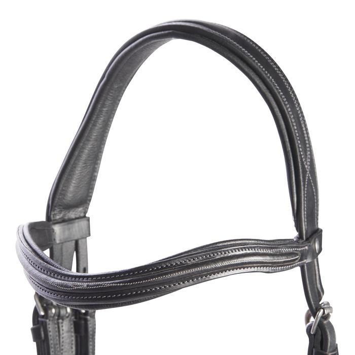 Bridon équitation 580 SURPIQUE - taille cheval - 1253276
