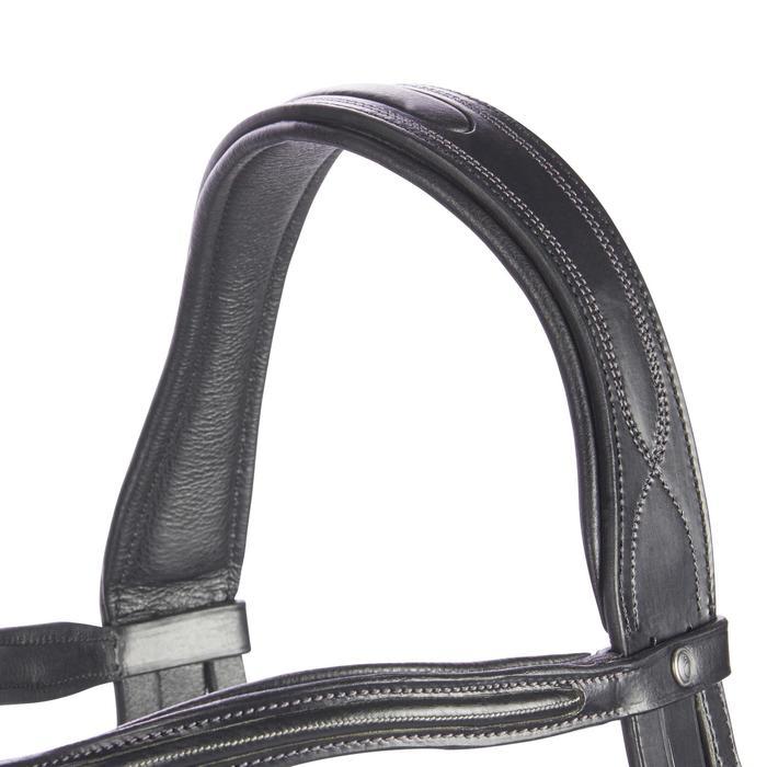 Bridon équitation 580 SURPIQUE - taille cheval - 1253279