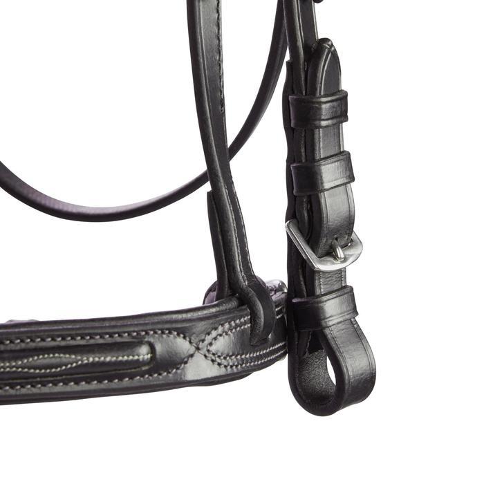 Bridon équitation 580 SURPIQUE - taille cheval - 1253280