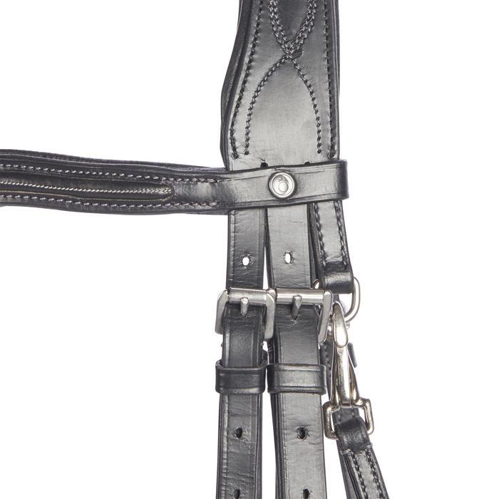 Bridon équitation 580 SURPIQUE - taille poney - 1253287