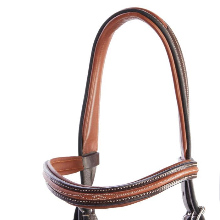 Bridon équitation 580 SURPIQUE - taille cheval - 1253294