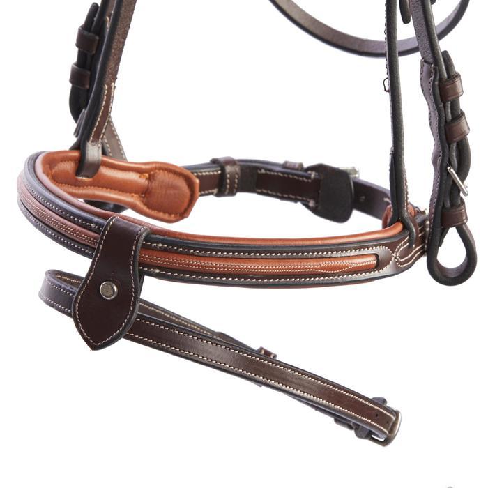 Bridon équitation 580 SURPIQUE - taille cheval - 1253295