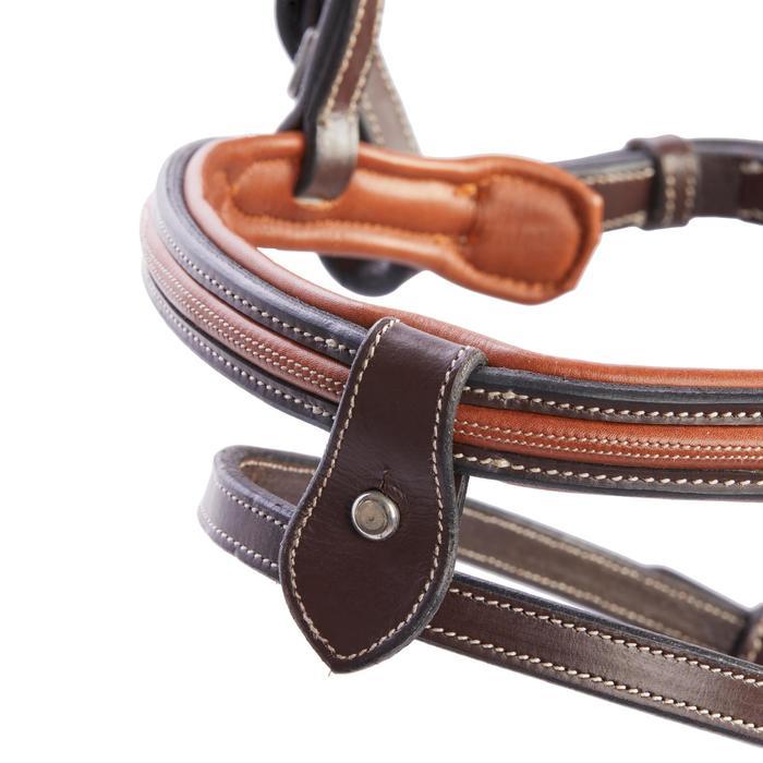 Bridon équitation 580 SURPIQUE - taille cheval - 1253296