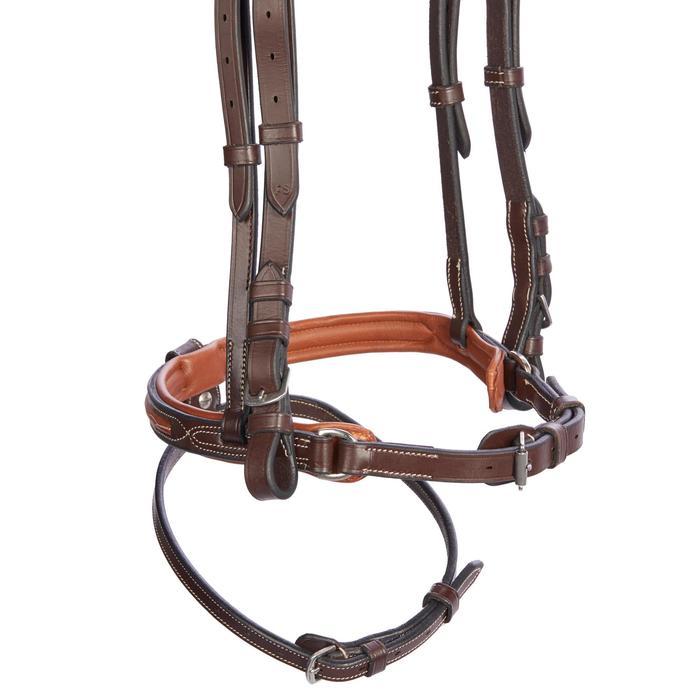 Bridon équitation 580 SURPIQUE - taille cheval - 1253298
