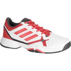 Tennisschoenen dames Fast Court 2 wit/rood