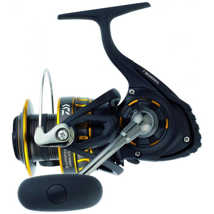 Moulinet pêche aux leurres en mer BG 5000 - 1253436