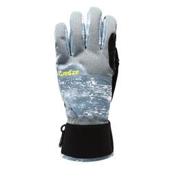 FREE 300 UNISEX FREESTYLE SNOWBOARD GLOVES - GRAPHITE GREY