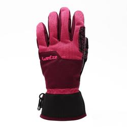 FREE 300 UNISEX FREESTYLE SNOWBOARD GLOVES - PURPLE