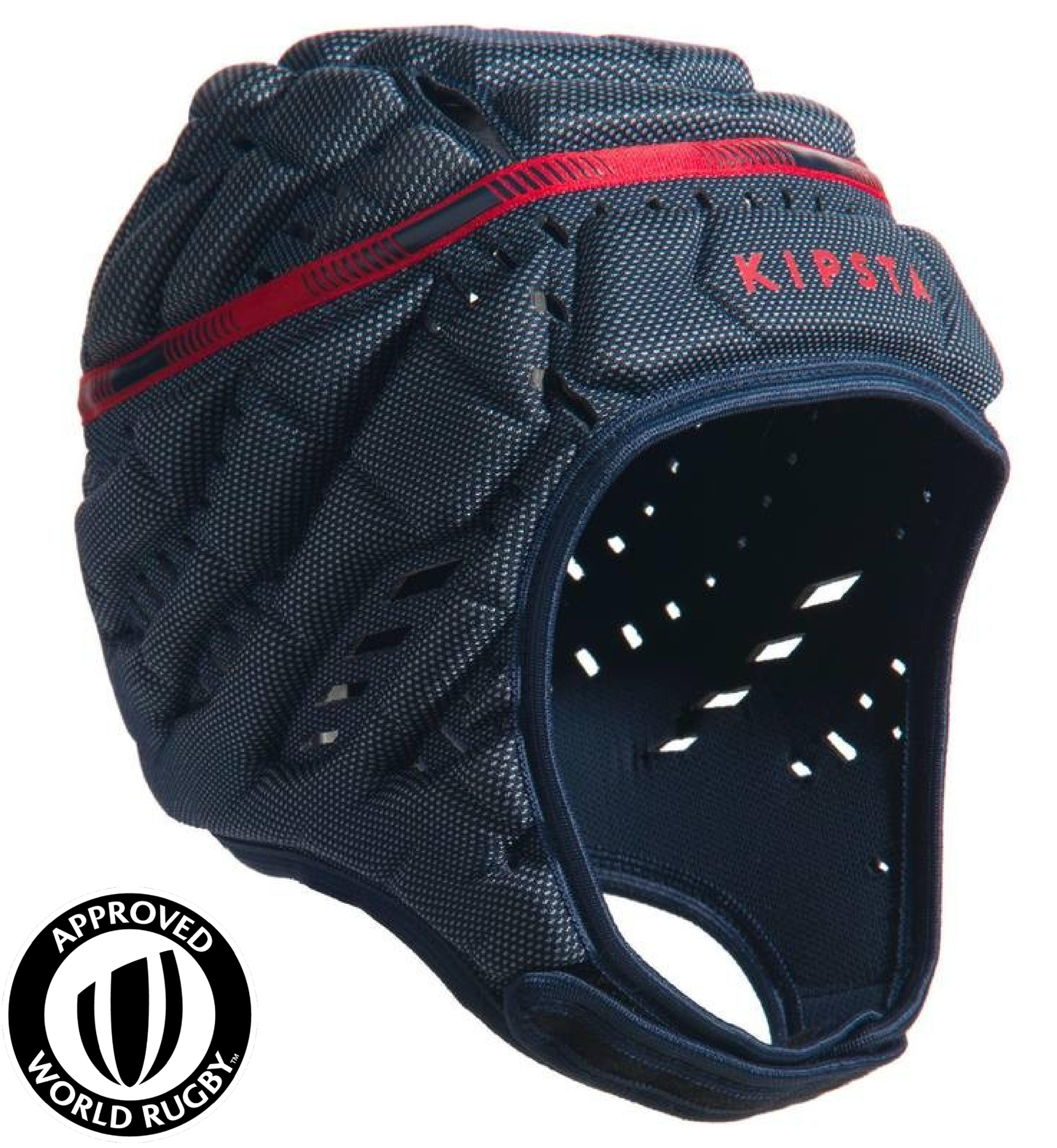 Full H 700 Rugby Scrum Cap - Blue/Red