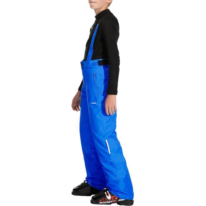 Skihose PA 500 PNF Kinder blau