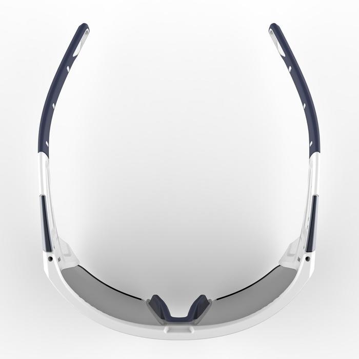 Gafas de sol de senderismo adulto MH590 blanco fotocromáticas CAT. 2 => CAT. 4