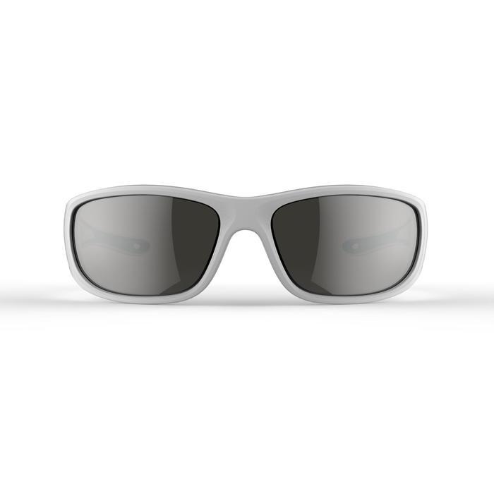 Drijvende zonnebril 900 voor zeilen, volwassenen, polariserend wit categorie 3