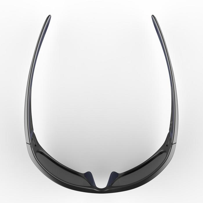 Watersportbril 900 voor volwassenen, grijs, drijvend, polariserend categorie 3
