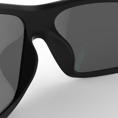 משקפי שיט 500 מפולארויד למבוגרים קטגוריה 3 - שחור/טורקיז